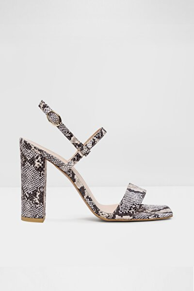 Blueme-tr - Natürel Kadın Topuklu Sandalet
