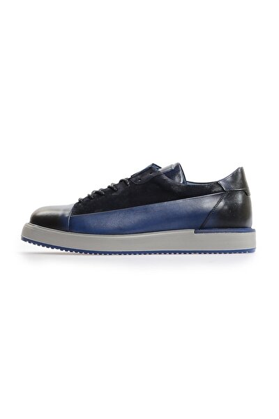 Lacivert Kombin Erkek Sneakers