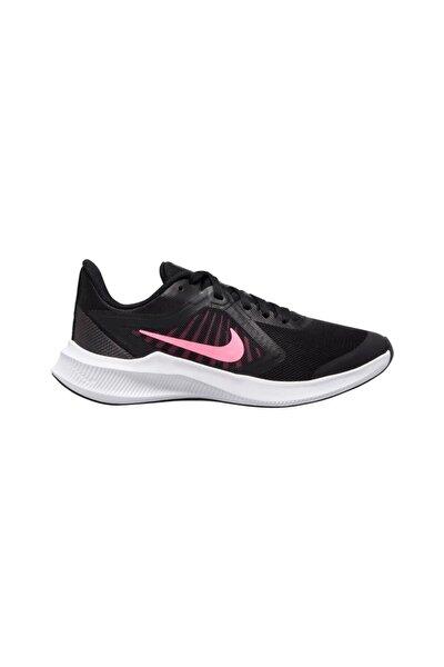 Downshıfter 10 (Gs) Kadın Siyah Koşu & Antrenman Ayakkabı Cj2066-002