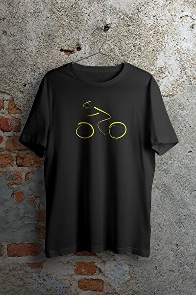 Illusion Cyclist Unisex Tshirt