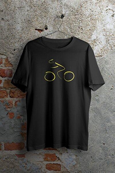 Illusion Cyclist Unisex Tshirt