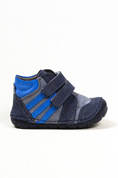 Bebek Hakiki Deri Ortopedik Ilk Adım Ayakkabı