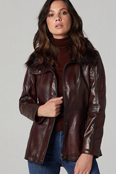 Gaby Kadın Deri Ceket