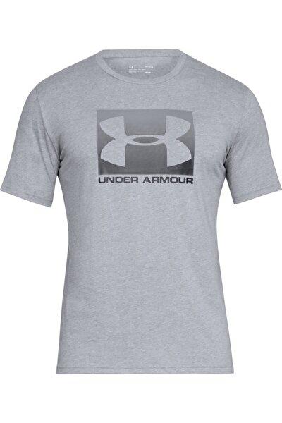 Erkek Spor T-Shirt - Ua Boxed Sportstyle Ss - 1329581-035