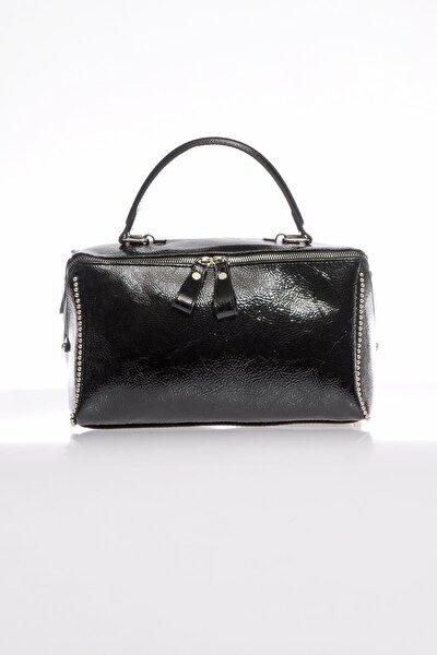 Luxury Sg211 Siyah Kadın Omuz Çantası