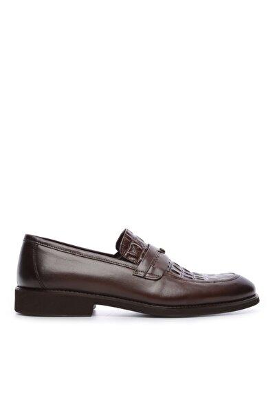 Erkek Derı Klasik Ayakkabı 693 1368 Ev Erk Ayk