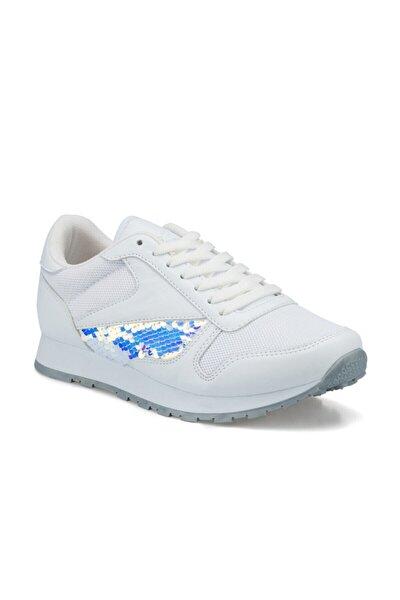 LOWER TX W Beyaz Kadın Sneaker Ayakkabı 100485080