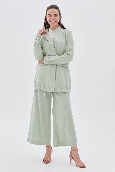 Ceket-su Yeşili Ka-b20-13048-86