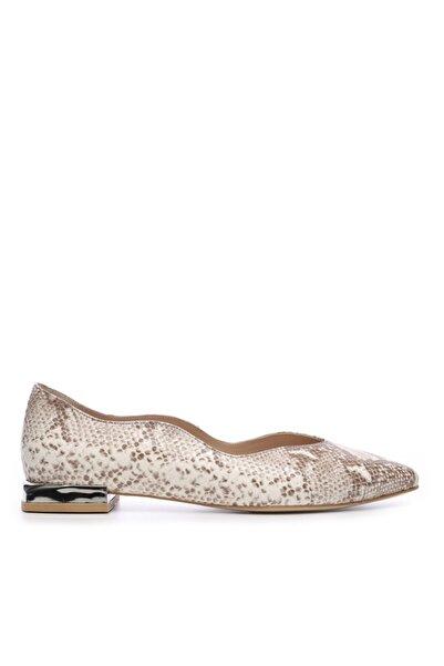 Kadın Derı Babet Ayakkabı 94 1109 Bn Ayk Y19
