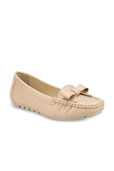 161114.Z Bej Kadın Ayakkabı 100509379