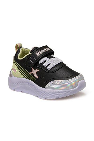 ROARS Siyah Kız Çocuk Yürüyüş Ayakkabısı 100534420