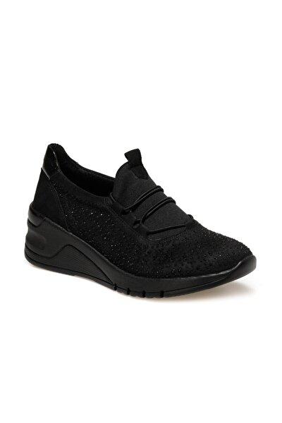 TRV1737 Siyah Kadın Comfort Ayakkabı 100555619