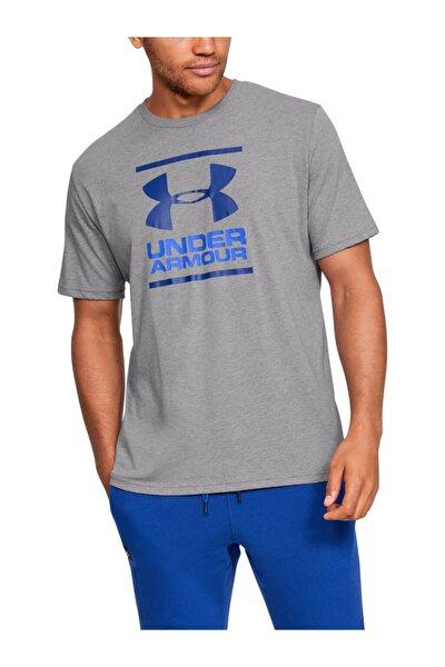 Erkek Spor T-Shirt - Ua Gl Foundation Ss T - 1326849-036