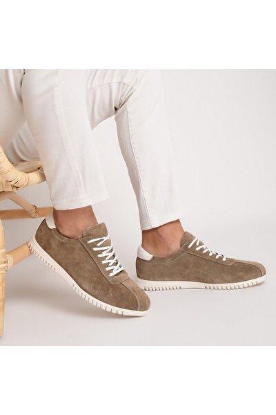Alıs Su Kum Rengi Erkek Casual Ayakkabı