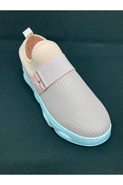 - Aqua Pudra-kadın-günlük -sneaker, Yürüyüş Ayakkabı