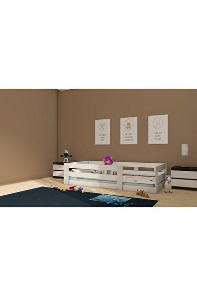 Mdf Montessori Karyola-leylak - 90x190 Yatağa Uyumlu