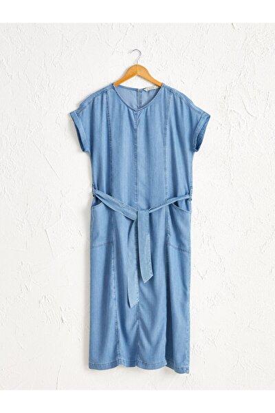 Lcwaıkıkı Classic Jean Elbise