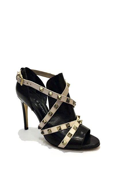 Hakiki Deri Klasik Topuklu Ayakkabı Flw18y-a8653