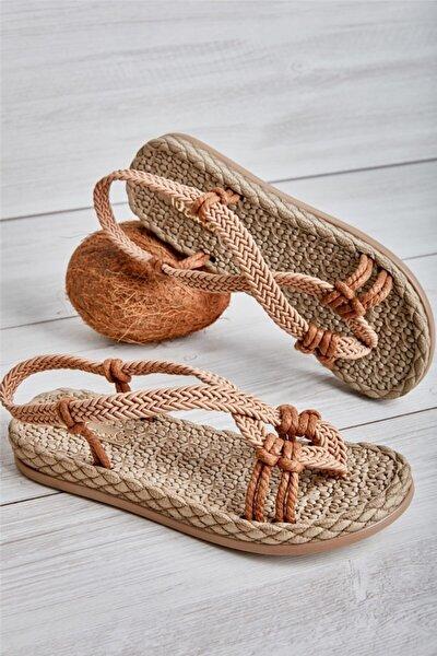 Bej Kadın Sandalet L0823150099