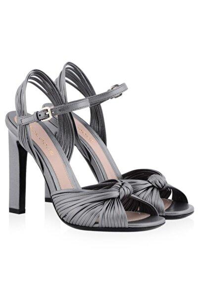 Hakiki Deri Klasik Topuklu Ayakkabı Nsc17y-a56308