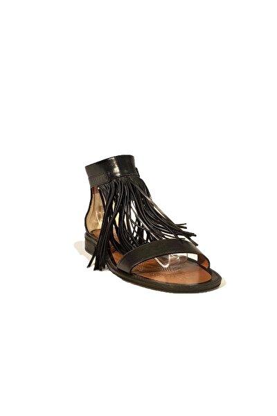 Hakiki Deri Sandalet Nsc19y-a08284 Buffalo