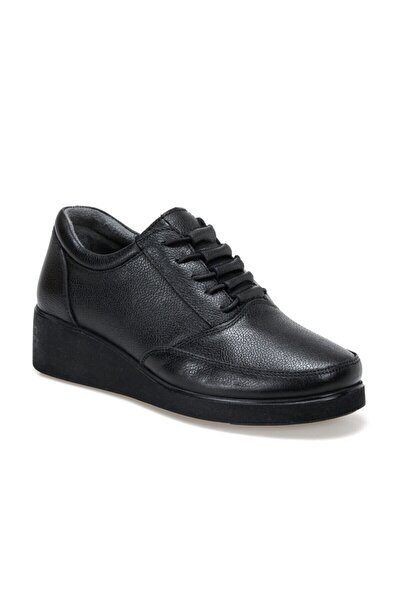 103157.Z Siyah Kadın Comfort Ayakkabı 100555196