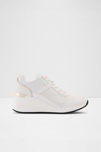 Thrundra - Beyaz Kadın Sneaker