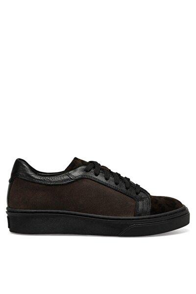 SELANO Haki Kadın Kalın Taban Sneaker Spor Ayakkabı 100481501