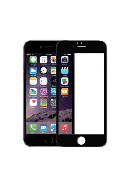 Iphone 7 Kaplayan 5d 9d Kırılmaz Cam Ekran Koruyucu Siyah