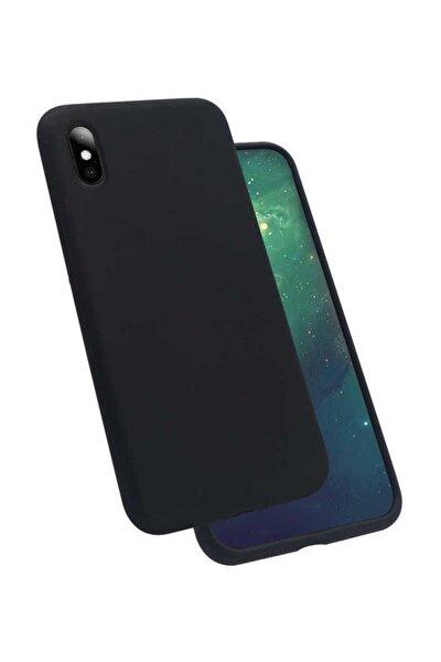 Apple Iphone X Uyumlu  Kılıf Silk Silikon
