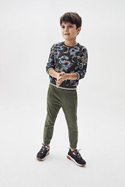 Erkek Çocuk Desenli S-shirt 20pfwnb3405