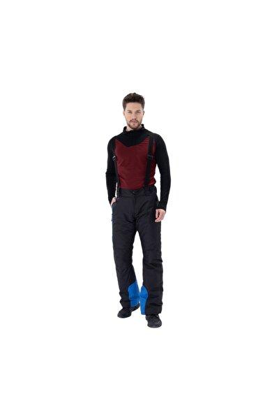 H Ski Pant M Erkek Siyah Pantolon 2013022-02