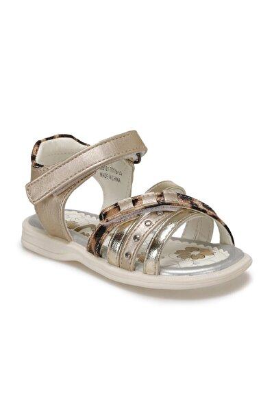 XDB127-70178-YD39 Altın Kız Çocuk Sandalet 100268098