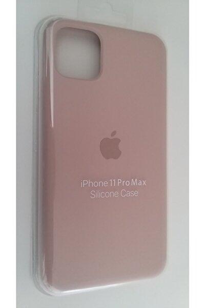Iphone 11 Promax Silikon Içi Mikrofiber Toz Pembe Kılıf 1.kalıte Urun Aynı Gun Kargo