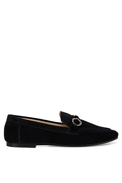 MELLA Lacivert Kadın Loafer Ayakkabı 100582025