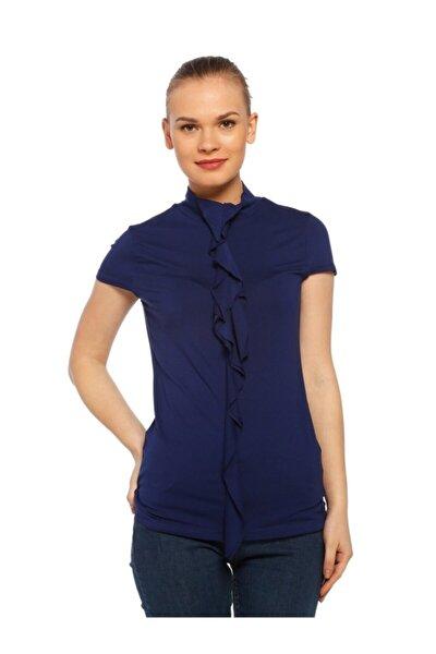 Kadın Mavi Bluz - Bga039494