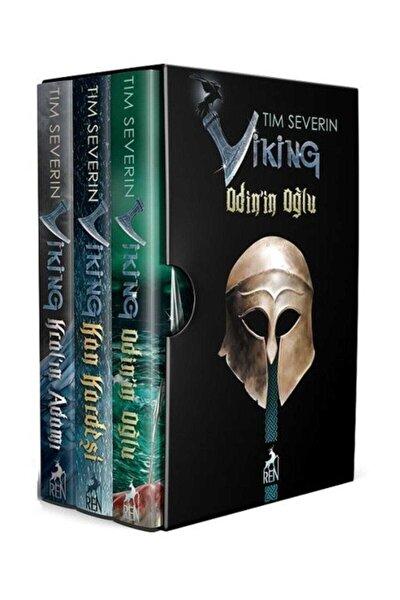 Viking Kutulu Set 3 Kitap