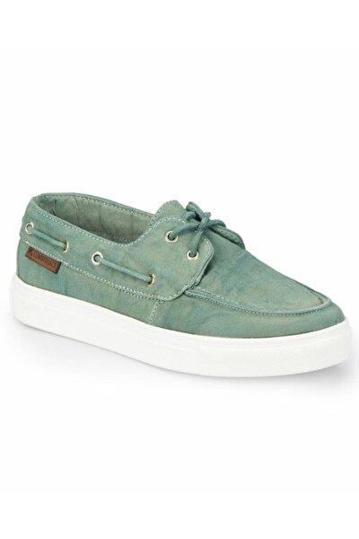 CAMILA Yeşil Kadın Sneaker 100304050