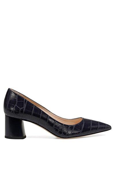 RUBINA2 Lacivert Kadın Topuklu Ayakkabı 100582098