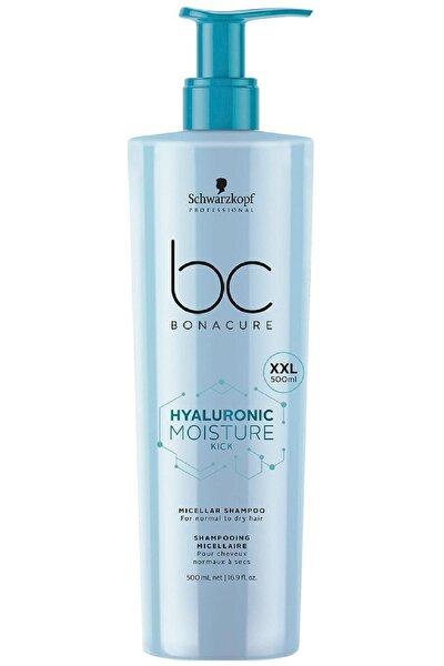 Hyaluronic Kuru Saçlar Için Nemlendirici Şampuan 500ml
