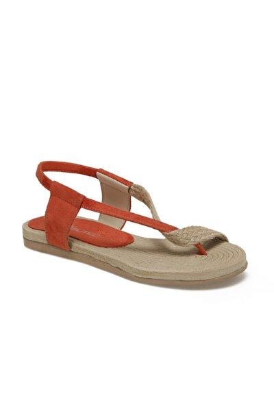 Palma Turuncu Kadın Sandalet