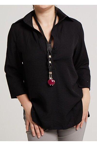 Hera Siyah Gömlek
