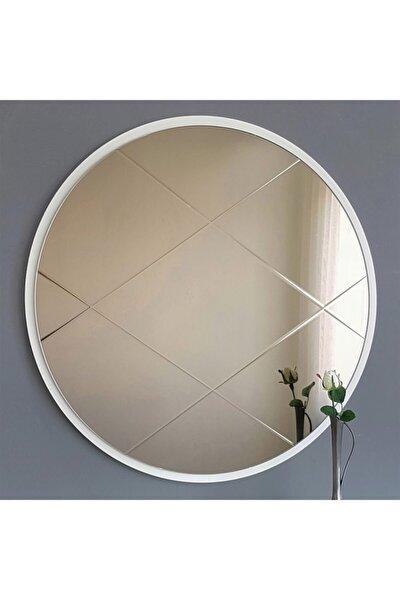 - Bronz Baklava Desen Ayna 60 Cm A702