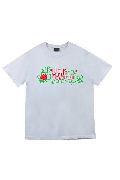 Bullet For My Valentine Baskılı T-shirt