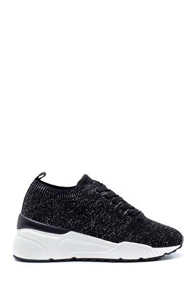 Kadın Bağcıklı Çorap Sneaker