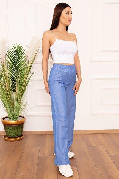 Bayan Salaş Basic Esp11 Pantolon