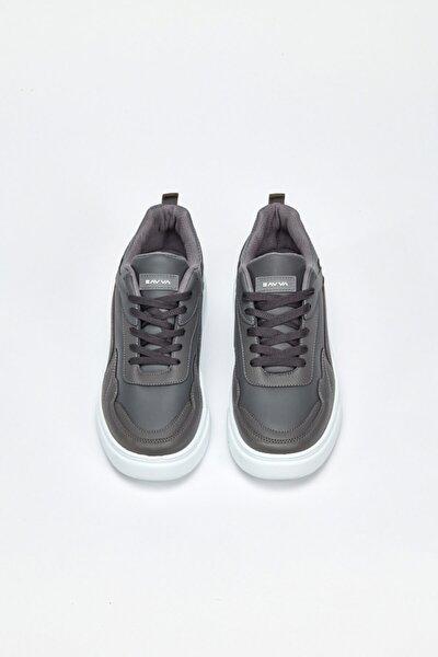 Erkek Antrasit Spor Ayakkabı A02y8019