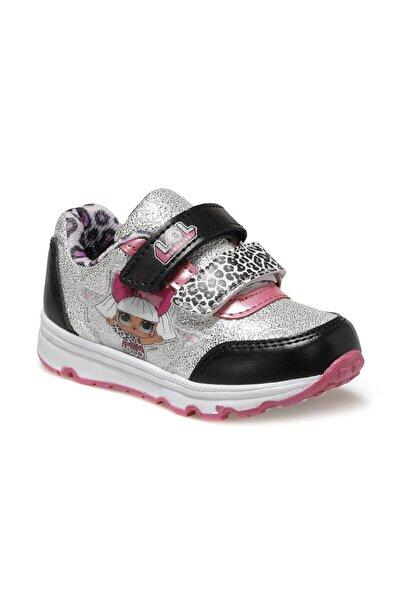 LEOPY.P Gümüş Kız Çocuk Sneaker Ayakkabı 100561590