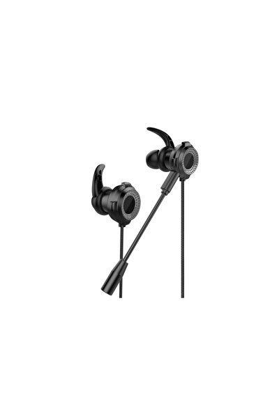 Rm-k21 Superb 3,5mm Gaming Siyah Kulak Içi Mikrofonlu Kulaklık