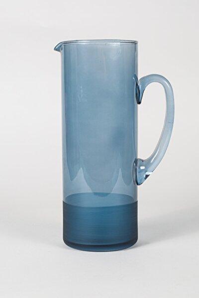 Matte Sürahi Mavi 1750 Cc